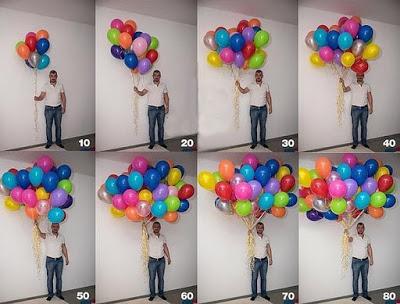Количество шаров