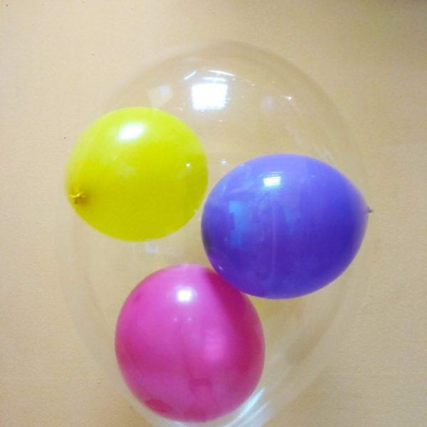 Шарики в шарике