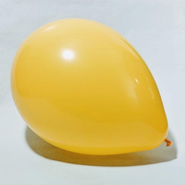 Латексный шарик Желтый.