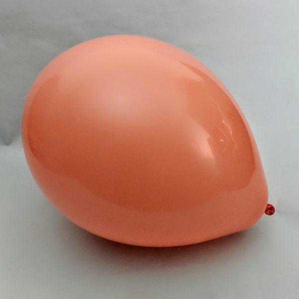 Латексный шарик побольше Коралловый.