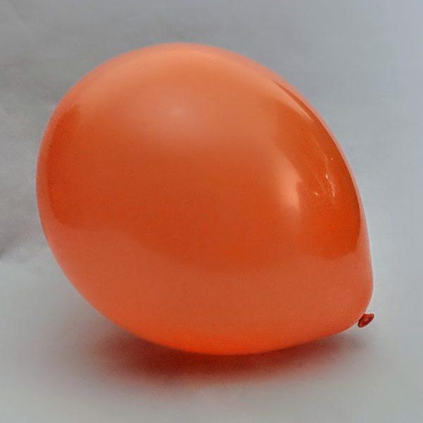 Латексный шарик побольше Оранжевый.