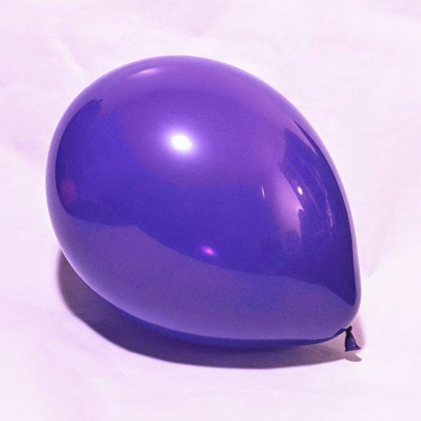 Латексный шарик побольше Фиолетовый.