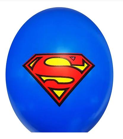Воздушный шар Супермен