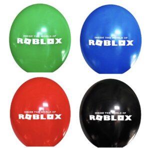 """Воздушный шар с рисунком """"Roblox"""""""