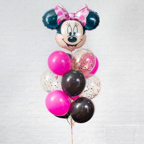 Букет (0.146) Состоит из 12 шариков.