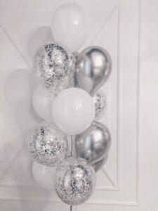 Букет (0.145) Состоит из 13 шариков.