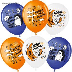 Воздушный шарик Лови счастье!